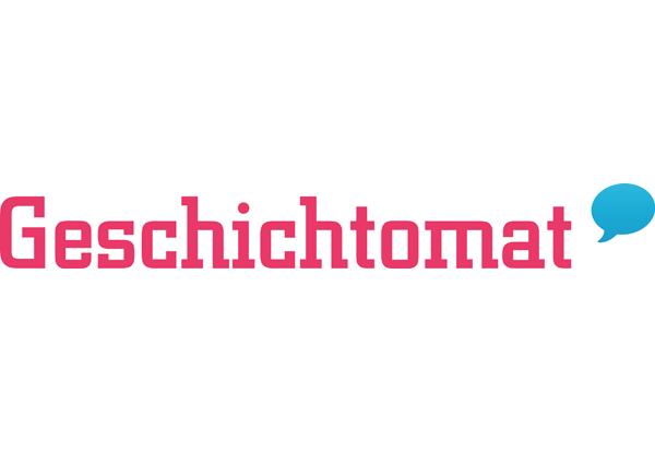 Logo des Projekts Geschichtomat